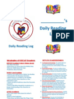 Daily Log Reading