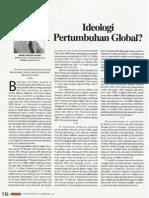 Ideologi Pertumbuhan Global (Majalah MARKETING, Edisi Februari 2012)