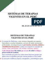 Sistemas de Terapias Vigentes en El Peru