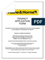 Tenancy Application Direct Connect