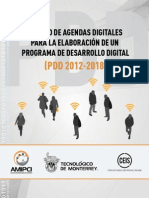 Programa de Desarrollo Digital 2012-2018 - AMIPCI