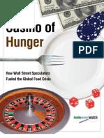 Casino of Hunger