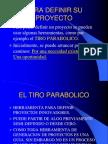 Metodologia Tiro Parabolico