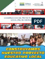CONSTRUCCION  DEL  PEL  VENTANILLA