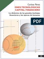 Revoluciones Tecnologicas y Cap - Carlota Perez