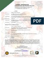 CA Symposium Flyer
