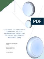 Centro de Incubación