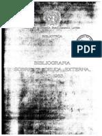CEPAL_Bibliografía Sobre La Deuda Externa 1970-1983_1984
