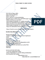 Complete J2EE Notes