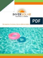 Promo Calentadores Solares Albercas