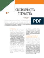 Cirugía Refractiva y Optometría