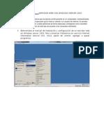 Servidor Web Con Windows Server 2003