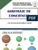 Arbitraje de Consciencia