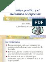 5 Codigo Genetico y Su Mecanismo de Expresion 1