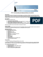 70-410 -MCSE Windows Server 2012