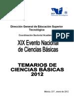 Temarios CB - EnCB 2012 - Copia