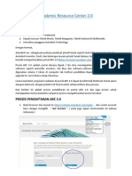 ARC 2.0 Proses ( Registrasi, Installasi, Aktivasi Online Atau Offline )