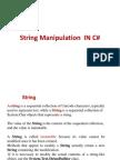 String in C-sharp