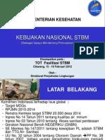 Presentasi Kebijakan TBM