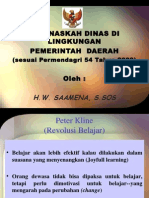 Slide Tata Naskah Dinas