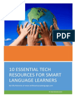 New 10 Tech Resources for Language Learners Olly Richards