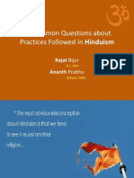 10 Common Questions About Practices Followed in Hinduism