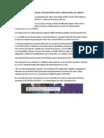 TABLETA DELL STREAK 7  FLASHEO  CWM  RECOVERY  ROOT  CÓMO DEJARLA DE FÁBRICA.docx