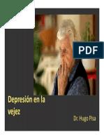Depresión en La Vejez