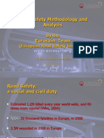 Road Safety Methodology and Analysis