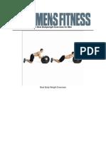 15 Best Bodyweight Exercises for Men