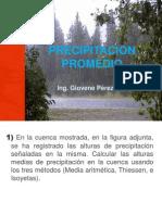 Resolucion de Pd Precipitacion Promedio