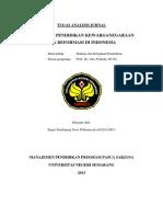 Analisis Jurnal pendidikan kewarganegaraan