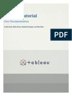 tableau developer resume oracle database databases
