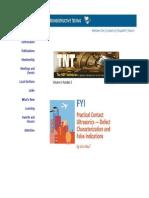 UT-weld Defect Profile
