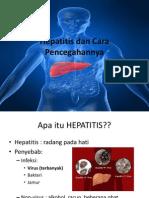 Hepatitis Dan Cara Pencegahannya
