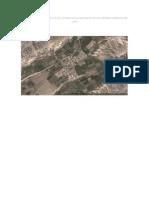 Informe Del Viaje Hecho a La Provincia de Palpa en El Departamento de Ica
