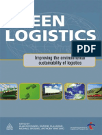 Cover & Table of Contents - Green Logistics