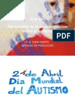 Día Mundial Sobre Concientización Del Autismo