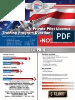 Commercial Flight School