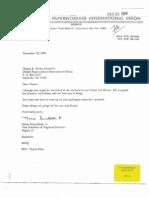 GE-04 - Paper Workers Letter, Majority Leadership 1194