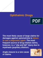 CLAP 14--Rev Ophthalmic Drugs