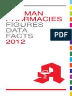 German Pharmacies (Figures, Data, Facts) 2012