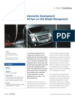 PD Automotive Weight Management Article