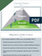 Corporate Finance MBA20022013