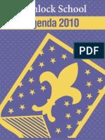 Agenda Wenlock School 2010