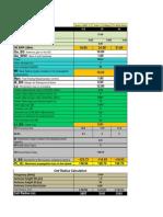 WCDMA Link Budget