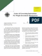 GO-06 - Wright letter of governing instruction Detectives 0607