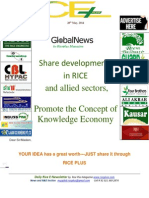20th May,2014 Daily Exclusive ORYZA E-Newsletter by Riceplus Magazine