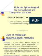 Molecular Virology / orthodontic courses by Indian dental academy