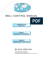 Well Control Manual